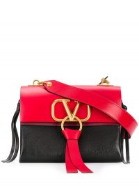 VALENTINO Valentino Garavani VRING shoulder bag / colourblock handbags
