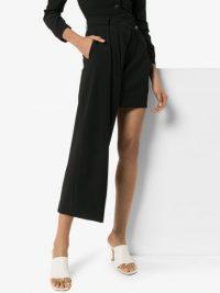 A.W.A.K.E. MODE asymmetric mini skirt