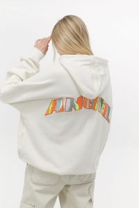 Angel Chen Embroidered Logo Hoodie