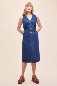 Selected Femme Demina Denim Dress