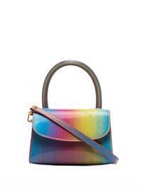 rainbow mini bag