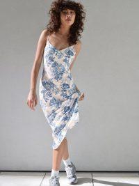 Reformation Chianti Dress Olympia – strappy back sundress