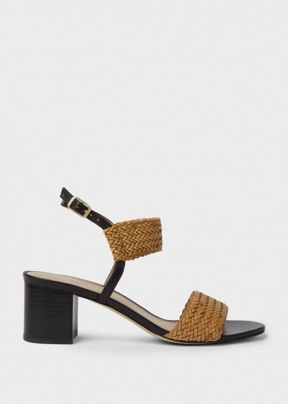 HOBBS LOIS SANDAL TAN / summer sandals