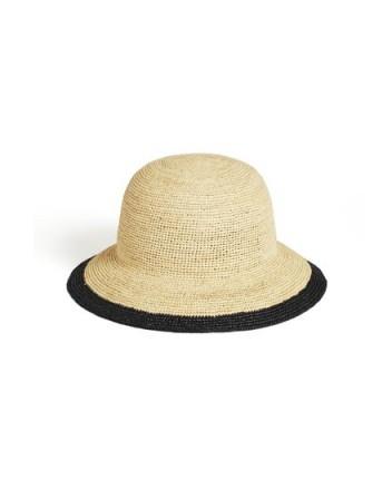 JIGSAW MELIE RAFFIA BUCKET HAT NATURAL ~ neutral summer hats