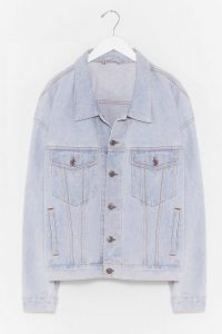 Nasty Gal Vintage Bleach and Every Way Denim Jacket