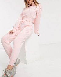 New Balance Tracksuit in Pink
