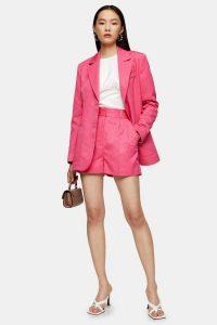 TOPSHOP Pink Shorts
