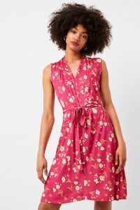 French Connection SHANTI JASMIN MEADOW JERSEY DRESS