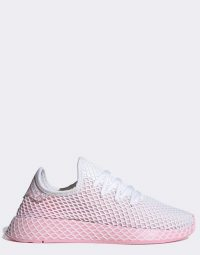 adidas Originals Deerupt Runner in pink