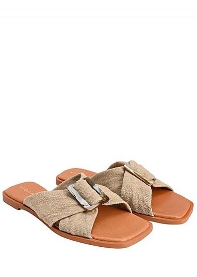 ALOHAS Samba flat sandals / summer sandal