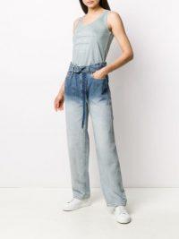 BRUNELLO CUCINELLI gradient-wash straight-leg jeans