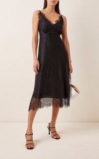 Beaufille Courbet Lace Midi Dress ~ lbd
