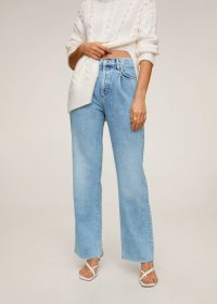 MANGO DANIELA High waist darts jeans