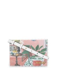 JACQUEMUS Le tableau crossbody bag / printed bags