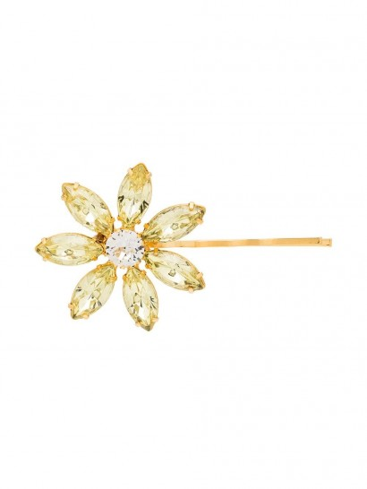 JENNIFER BEHR Santan Flower hair pin