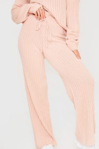 LORNA LUXE BLUSH 'LULLABY' CO-ORD TROUSER
