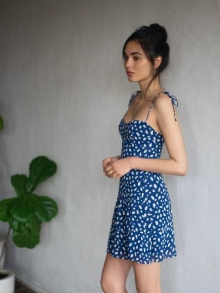 REFORMATION Crimini Dress Moray