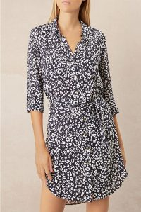 HEIDI KLEIN Tanzania Relaxed Shirt Dress