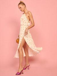 REFORMATION Vervain Dress Mildred
