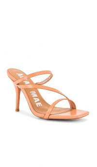 Alias Mae Mollie Heel Peach Leather