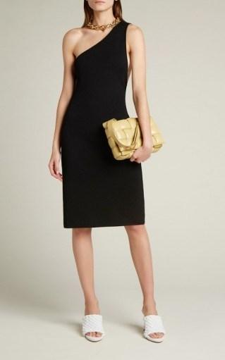 Bottega Veneta Cassette Padded Intrecciato Beige-Leather Shoulder Bag ~ weave design bags - flipped