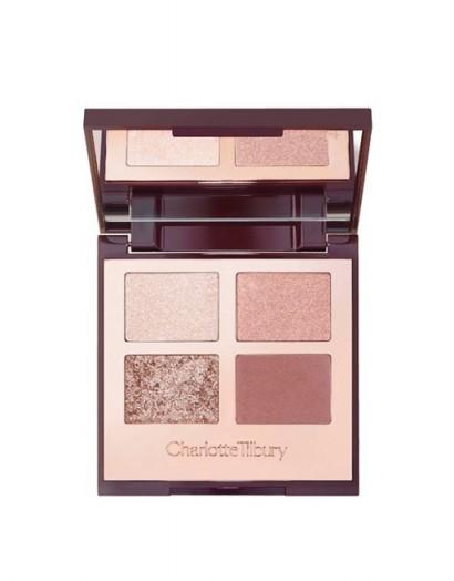 Charlotte Tilbury Exagger-Eyes Palette – Rose Gold ~ eyeshadows