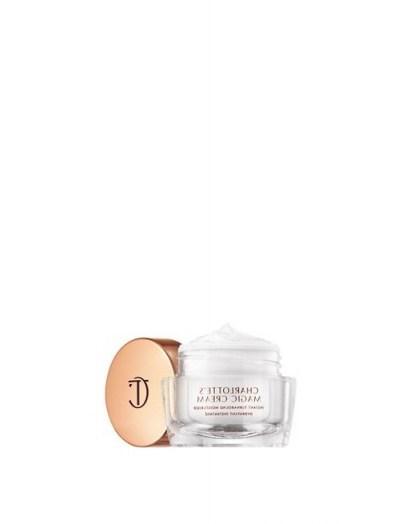 Charlotte Tilbury Travel Size Magic Cream – 15ml ~ holiday beauty products - flipped
