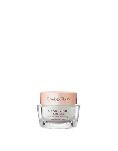 Charlotte Tilbury Travel Size Night Cream – 15ml ~ holiday bedtime beauty products