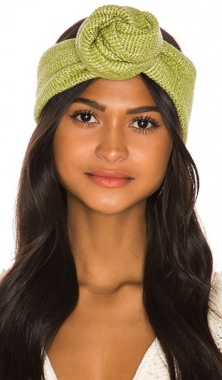 Cult Gaia Turban Zest / headbands / glamorous hair accessory / fashion turbans - flipped
