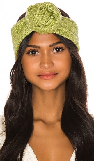 Cult Gaia Turban Zest / headbands / glamorous hair accessory / fashion turbans