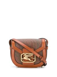 Etro Pegaso paisley cross-body bag / luxury crossbody