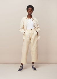 WHISTLES x LF MARKEY JEROME TROUSER ~ casual cropped trousers