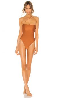 lovewave Balboa One Piece Rustic Orange ~ chic onepiece