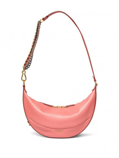 FENDI F is Fendi oversized cat-eye metal sunglasses   pink leather bags