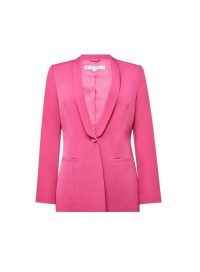 MISS SELFRIDGE Petite Pink Blazer Co-Ord