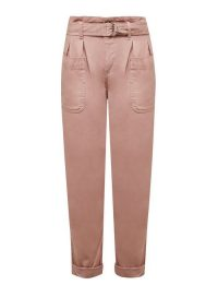 MISS SELFRIDGE PETITE Pink Eco Trousers