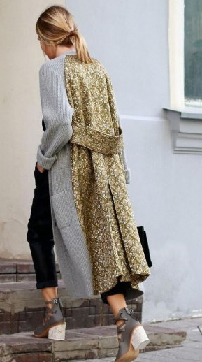 Casual street style - flipped
