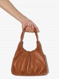 STAUD Palm shoulder bag ~ small knot handle handbag