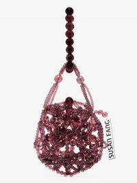 Susan Fang Beaded Tote / small bags