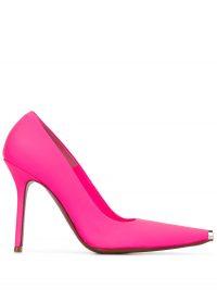 Vetements Pink 110mm Décolleté pumps ~ toe cap court shoes