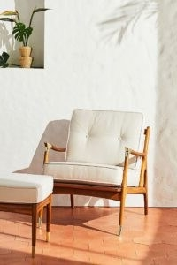 Haverhill Indoor/Outdoor Chair ~ chic garden chairs ~ stylish outdoor furniture from Anthropologie