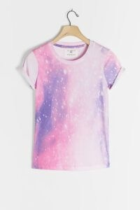 Sol Angeles Galaxy Tie-Dye Tee
