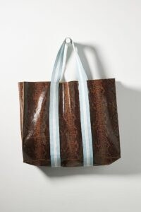 Anthropologie Kelly Oversized Tote Bag | brown leather bags