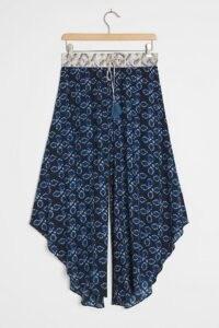 ANTHROPOLOGIE Chiffon Petal Sleep Trousers ~ sleepwear ~ loungewear ~ pyjama bottoms