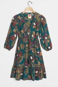 Farm Rio Ariyah Mini Dress / ruffle hem dresses