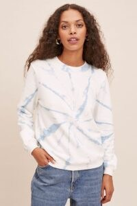 Anthropologie Amy Tie-Dye Sweatshirt / sweat tops