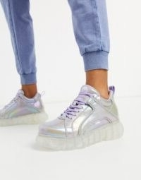 Buffalo Trainer in Pearl Irridescent – that wow factor!