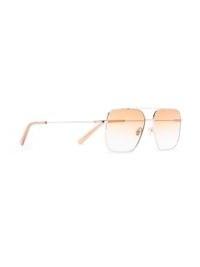 Chimi Sayonara aviator-frame sunglasses / metal frames