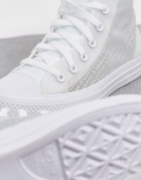 Converse Chuck Taylor Translucent / white high-top trainers