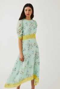 GHOST JAY DRESS Trailing Water Floral / romantic summer dresses